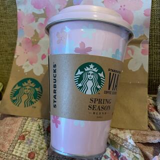 スターバックスコーヒー(Starbucks Coffee)のスターバックスVIA COFFE ESSENCE SAKURA🌸(コーヒー)