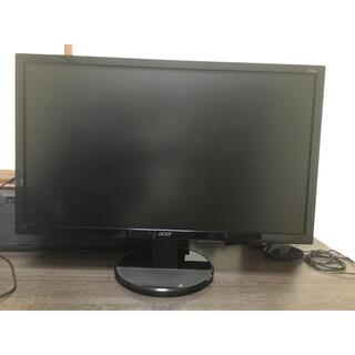 エイサー(Acer)の24インチ Acer PCモニター(ディスプレイ)