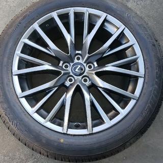 アベニールエトワール(Aveniretoile)のYUTA様専用RX450h  F スポーツ純正 20インチ ール& タイヤ(タイヤ・ホイールセット)