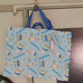 サンリオ(サンリオ)のサンリオ あひるのペックル 入園入学にもキルトレッスンバッグ(レッスンバッグ)