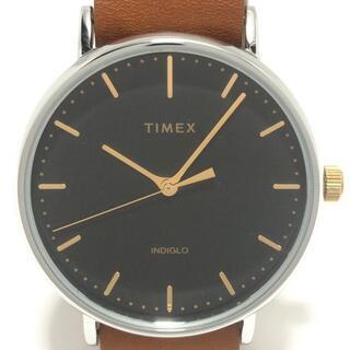 タイメックス(TIMEX)のタイメックス 腕時計 - CR2016 レディース(腕時計)