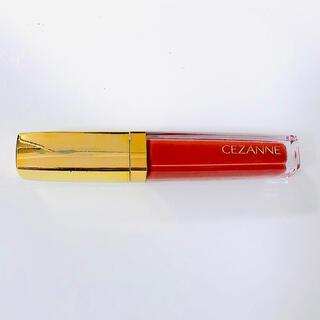 セザンヌケショウヒン(CEZANNE(セザンヌ化粧品))のセザンヌ カラーティントリップ CT4 ブラウン系(4.1g)(リップグロス)