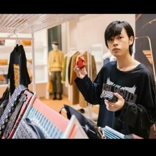 マルタンマルジェラ(Maison Martin Margiela)のマルジェラ 再構築ロングtシャツ サイズ48(Tシャツ/カットソー(七分/長袖))