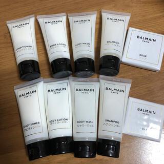 バルマン(BALMAIN)のアメニティ BALMAIN PARIS バルマン 最高級ブランド(シャンプー/コンディショナーセット)