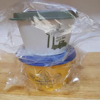 ニコアンド(niko and...)のマクドナルド福袋2020デリカップ2個新品(容器)