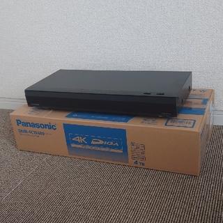 パナソニック(Panasonic)の4Kブルーレイディーガ DMR-4CW400【中古】DIGA(ブルーレイレコーダー)