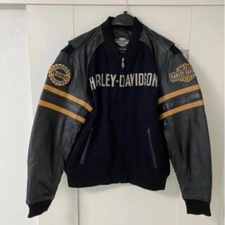 ハーレーダビッドソン(Harley Davidson)の【正規品】HARLEY-DAVIDSON ハーレーダビッドソン 革ジャン(レザージャケット)