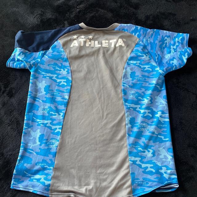 ATHLETA(アスレタ)のアスレタ 160 キッズ/ベビー/マタニティのキッズ服男の子用(90cm~)(Tシャツ/カットソー)の商品写真