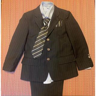 ヒロミチナカノ(HIROMICHI NAKANO)のスーツ 120 男の子 ヒロミチナカノ 即発送。(ドレス/フォーマル)