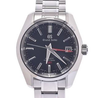 セイコー(SEIKO)のセイコー  グランドセイコー メカニカルハイビート GMT 腕時計(腕時計(アナログ))