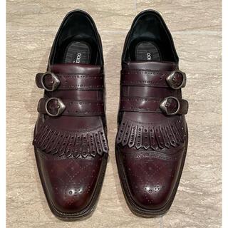 DOLCE&GABBANA - ドルチェアンドガッバーナ 革靴