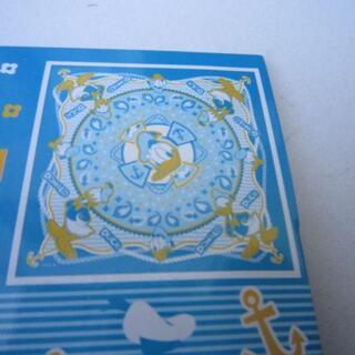 ディズニー(Disney)のDisney バンダナ ドナルド 10枚 (バンダナ/スカーフ)