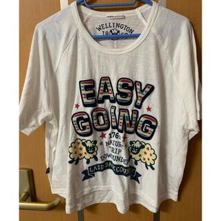 ラフ(rough)のroughレディースTシャツ(Tシャツ(半袖/袖なし))