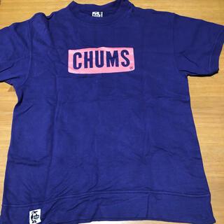 チャムス(CHUMS)のチャムス半袖スウェット(スウェット)