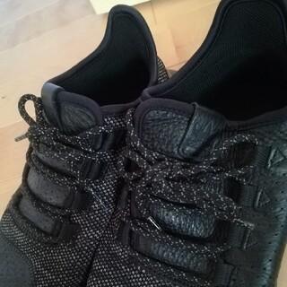 アディダス(adidas)のアディダス チューブラー シャドウ アディダスオリジナルス 黒 26.5(スニーカー)