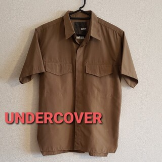 アンダーカバー(UNDERCOVER)のUNDERCOVER半袖シャツsizeFREE(Tシャツ/カットソー(半袖/袖なし))