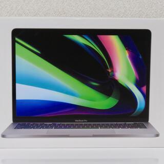 アップル(Apple)のM1 MacBookPro 13 MYD92J/A AppleCare+(ノートPC)