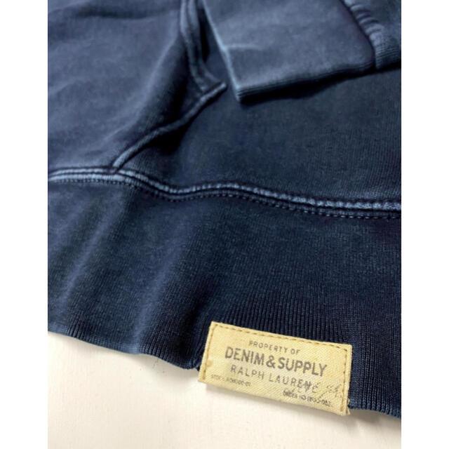 Denim & Supply Ralph Lauren(デニムアンドサプライラルフローレン)のラルフローレン  デニム&サプライ パーカー XXL メンズのトップス(パーカー)の商品写真