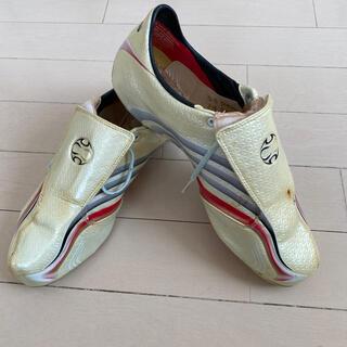 アディダス(adidas)のアディダススパイク 日韓W杯ドイツモデル(記念品/関連グッズ)