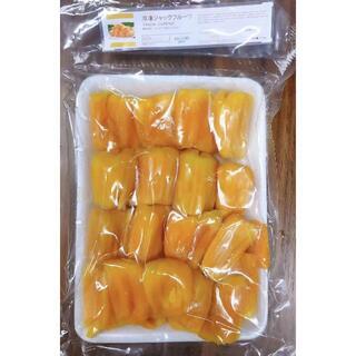 ★送料無料★冷凍ジャックフルーツ(500gx2)冷凍リュウガン(500gx2)(フルーツ)