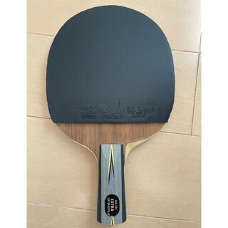 【未使用品】馬林エキストラオフェンシブ 中国式 卓球ラケット