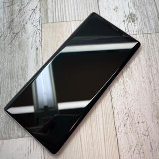サムスン(SAMSUNG)のサムスン Galaxy Note9 SCV40 au  ラベンダーパープル(スマートフォン本体)