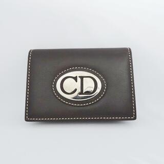 クリスチャンディオール(Christian Dior)のディオール/クリスチャンディオール美品 (名刺入れ/定期入れ)