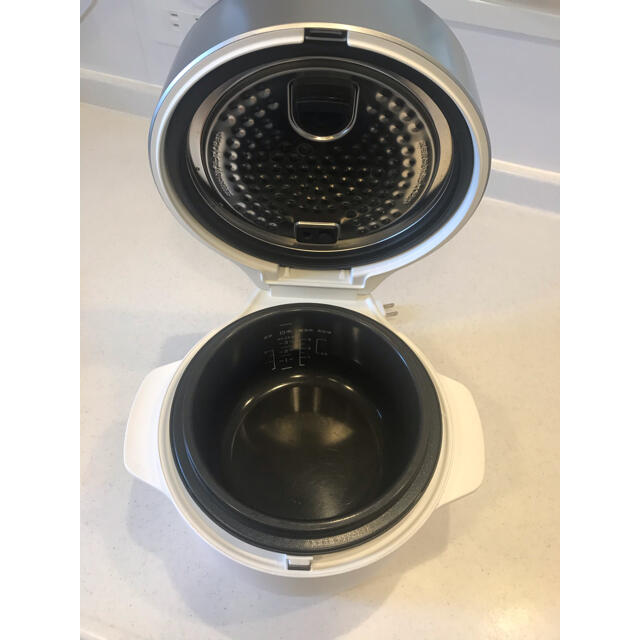BALMUDA(バルミューダ)のバルミューダ炊飯器 スマホ/家電/カメラの調理家電(炊飯器)の商品写真