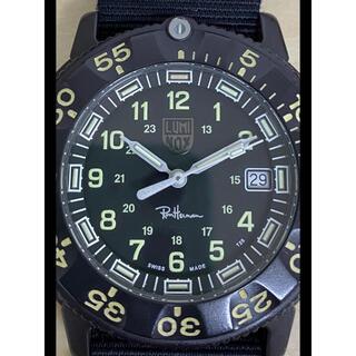 ロンハーマン(Ron Herman)のロンハーマン ルミノックス 初期150本限定コラボ シリアルNo.1☆(腕時計(アナログ))