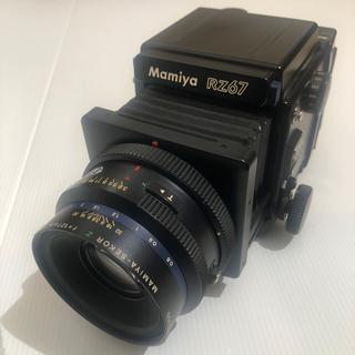 マミヤ(USTMamiya)のMamiya rz67 pro 127mm f3.8 sekor z マミヤ(フィルムカメラ)
