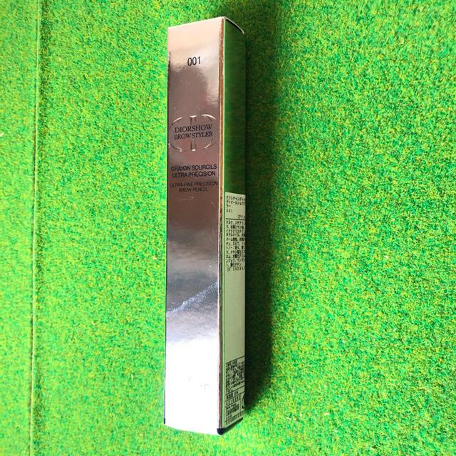 Dior(ディオール)のDior ディオールショウ ブロウ スタイラー 001 並行輸入品 コスメ/美容のベースメイク/化粧品(アイブロウペンシル)の商品写真