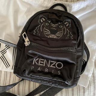 ケンゾー(KENZO)のkenzo ミニリュックused(リュック/バックパック)