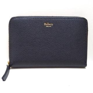 マルベリー(Mulberry)のマルベリー 財布美品  RL5003/205A100 黒(財布)