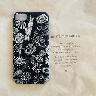 ミナペルホネン(mina perhonen)のミナペルホネン iPhoneケース iPhone7/8/SE2(iPhoneケース)