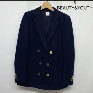 BEAUTY&YOUTH UNITED ARROWS - 6roku beauty&youth ジャケット