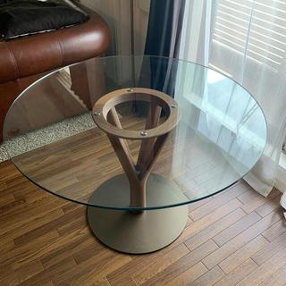 アクタス(ACTUS)の【直接引取のみ】Porada ポラダ ダイニング コーヒー テーブル(ダイニングテーブル)