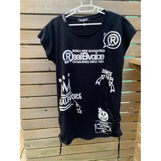 リアルビーボイス(RealBvoice)のリアルビーボイス レディース Tシャツ②(Tシャツ(半袖/袖なし))