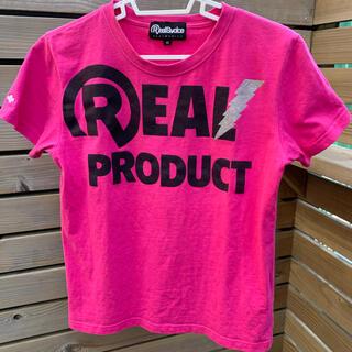 リアルビーボイス(RealBvoice)のリアルビーボイス レディース Tシャツ③(Tシャツ(半袖/袖なし))