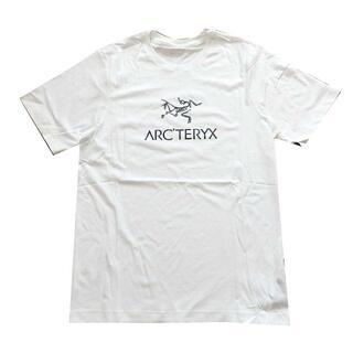 """アークテリクス(ARC'TERYX)のARC'TERYX ARC""""WORD""""T-SHIRT SS MEN'SサイズS(Tシャツ/カットソー(半袖/袖なし))"""