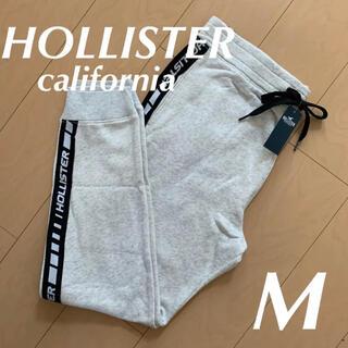 ホリスター(Hollister)の【新品】4 HOLLISTER ホリスター ロゴジョガー M(その他)