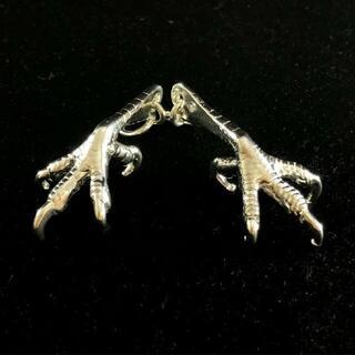ゴローズ(goro's)の送料無料 大特価 ゴローズ 銀爪 左右 2個セット(ネックレス)