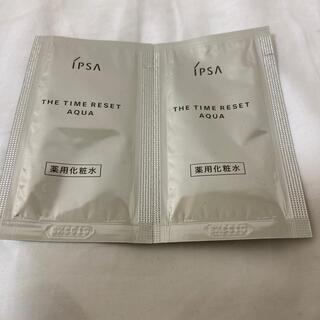 イプサ(IPSA)のイプサ  タイムリセットアクア サンプル(化粧水/ローション)