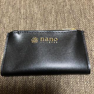 ナノユニバース(nano・universe)の新品未使用 雑誌付録 nano UNIVERSE コインケース(ポーチ)