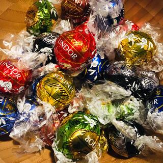 リンツ(Lindt)のリンドールチョコレート リンツ ★お試し7種類14個★(菓子/デザート)