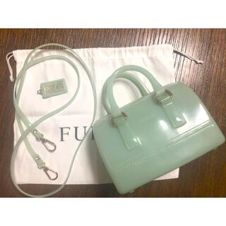 フルラ(Furla)の【最終価格】FURLA CANDY BAG キャンディバッグ ミントグリーン(ショルダーバッグ)