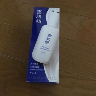 コーセー(KOSE)の雪肌精 エッセンシャル スフレ(140ml)(乳液/ミルク)