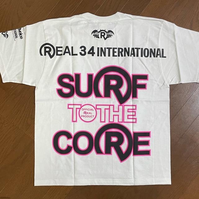 RealBvoice(リアルビーボイス)の【新品】RealBvoice Tシャツ メンズのトップス(Tシャツ/カットソー(半袖/袖なし))の商品写真