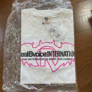 リアルビーボイス(RealBvoice)の【新品】RealBvoice Tシャツ(Tシャツ/カットソー(半袖/袖なし))