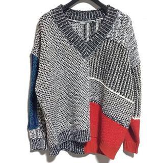 ステラマッカートニー(Stella McCartney)のステラマッカートニー 長袖セーター 38 L -(ニット/セーター)