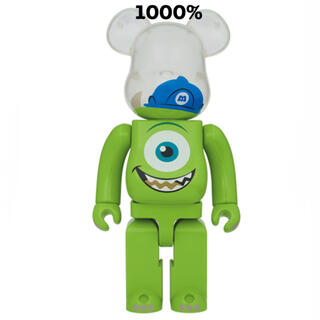 メディコムトイ(MEDICOM TOY)の新品未開封!ベアブリックMIKE1000%(キャラクターグッズ)
